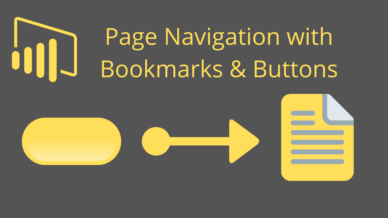 Page Navigation with Bookmarks & Buttons
