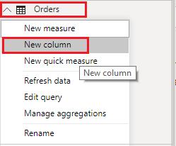 Create New Column