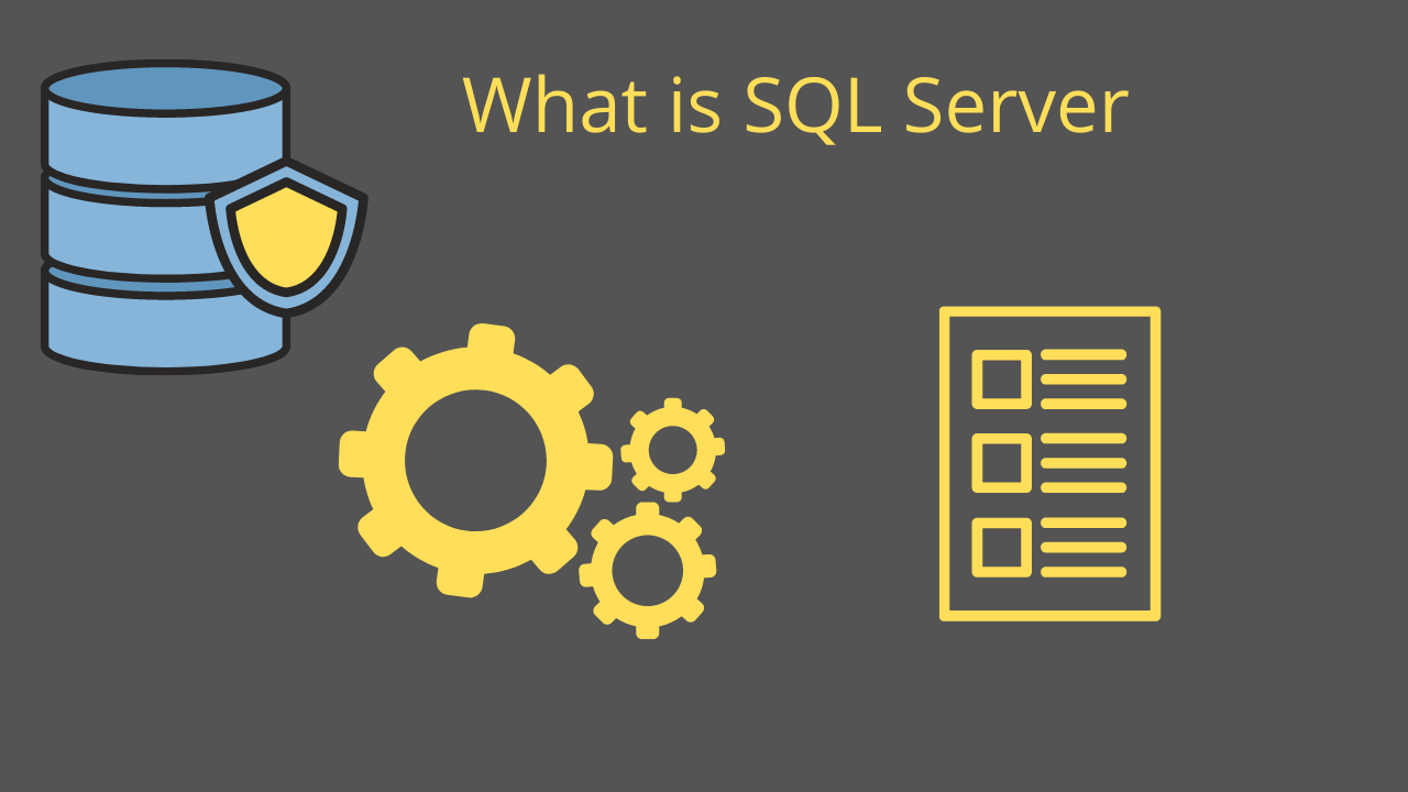 What is SQL Server