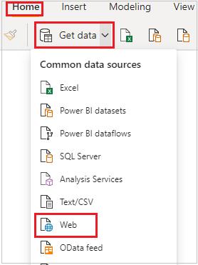 Get Data