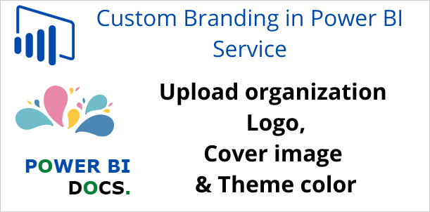 Custom Branding Power BI service