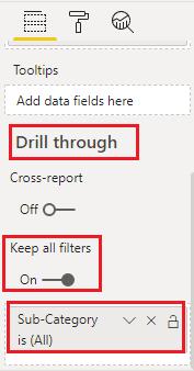 DrillThrough - 2